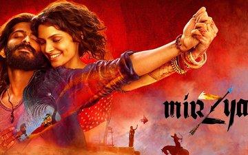 BUMMER: Harshvardhan's Debut Film Mirzya Drops On Day 2
