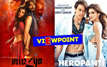Why Heropanti Worked And Mirzya Didn't
