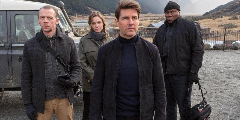 Mission Impossible Still