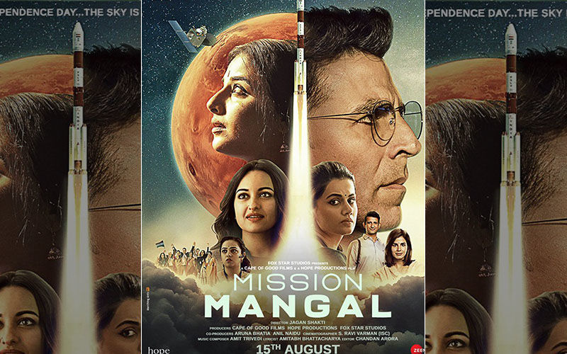 Mission Mangal Twitter Reaction: Tweeps Believe This Akshay Kumar Starrer Will Enter The 100 Crore Club On Day 1
