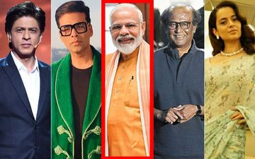PM Narendra Modi's Swearing-In Ceremony: Shah Rukh Khan, Rajinikanth, Kangana Ranaut, Karan Johar To Attend