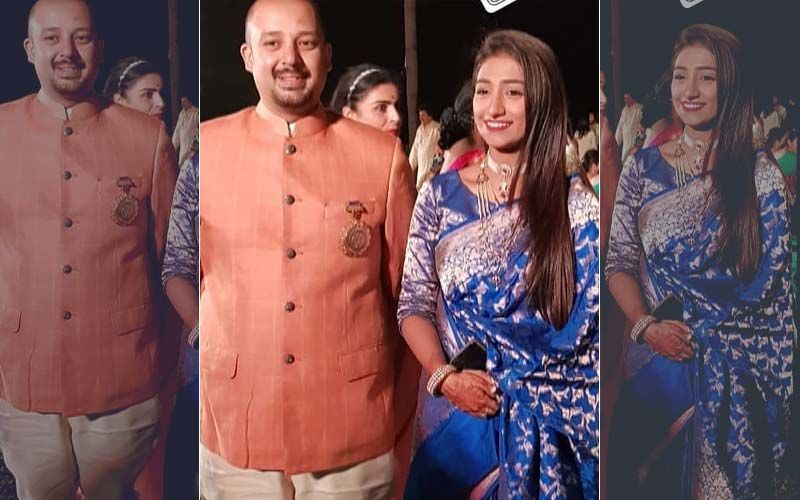 Yeh Rishta Kya Kehlata Hai Actress Mohena Singh Gets Engaged In Goa- Inside Pics