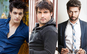 Mohsin Khan, Nakuul Mehta And Vivian Dsena- Whose Sex Appeal Outdid Whose?