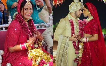 After Babita Phogat, Mona Singh Seeks Inspiration From Priyanka Chopra For Her Bridal Outfit