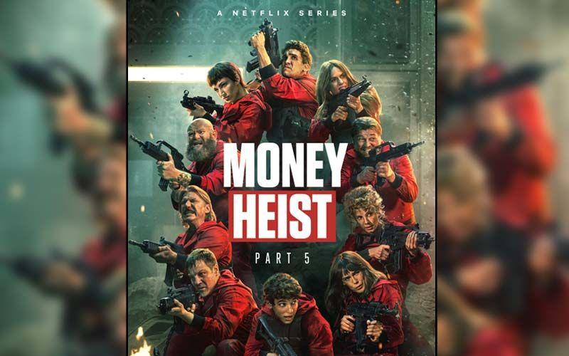 Money Heist 5: 'Kya Yeh Hoga Professor Ka Aakhri Class?' Asks Netflix To Fans In These BTS Photos Of Alvaro Morte, Jaime Lorente, Najwa Nimri