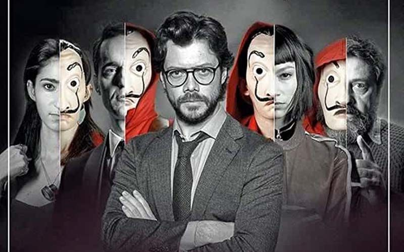 Money Heist 5: It's A Wrap For The Final Season; La Casa De Papel Cast Comes Together For One Last Picture As They Conclude Shooting