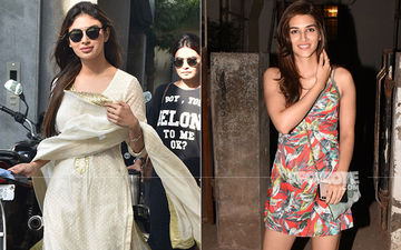 Mouni Roy's Traditional Avatar Or Kriti Sanon's Floral Dress? SEE PICS