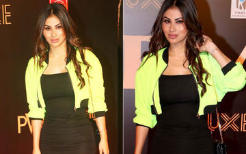 """Lips Don't Lie! Mouni Roy Gets Brutally Trolled For Her """"Plastic"""" Look At Bharat Premiere"""