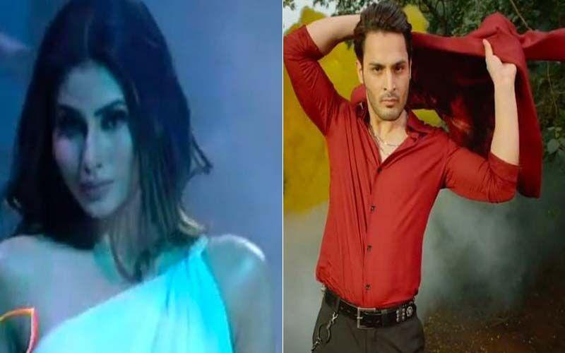 Bigg Boss 15: Mouni Roy Mesmerises With Dance Moves On Kareena Kapoor Khan's Song 'Raat Ka Nasha'; Jay Bhanushali Jokes Umar Riaz Will Get Shout-Out From John Cena