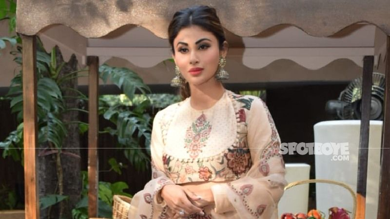 Wedding Bells Ringing For Mouni Roy? Actress' Mother Meets Rumoured BF Suraj Nambiar's Parents At Mandira Bedi's Residence