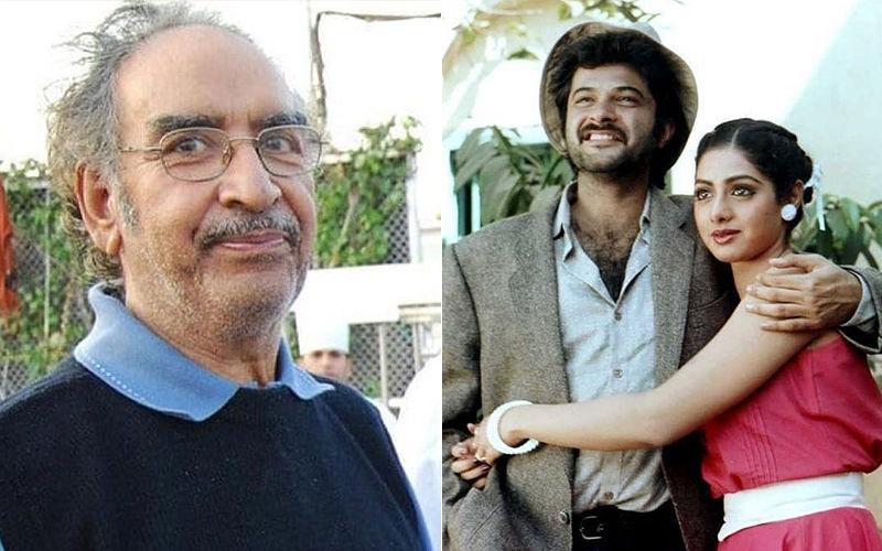 Anil Kapoor Dedicates Iconic Mr. India's 32nd Anniversary To Ajay Devgn's Father, Veeru Devgan
