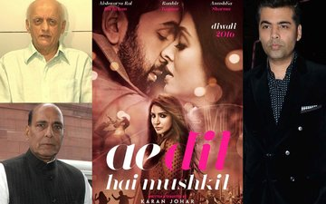 Mukesh Bhatt: Home Minister Rajnath Singh Has Assured 100 % Support To Karan Johar And Ae Dil Hai Mushkil