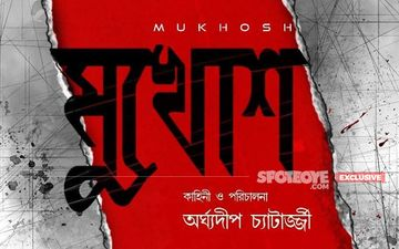 Argha Deep Chatterjee: I'm biased towards thrillers, says Mukhosh director