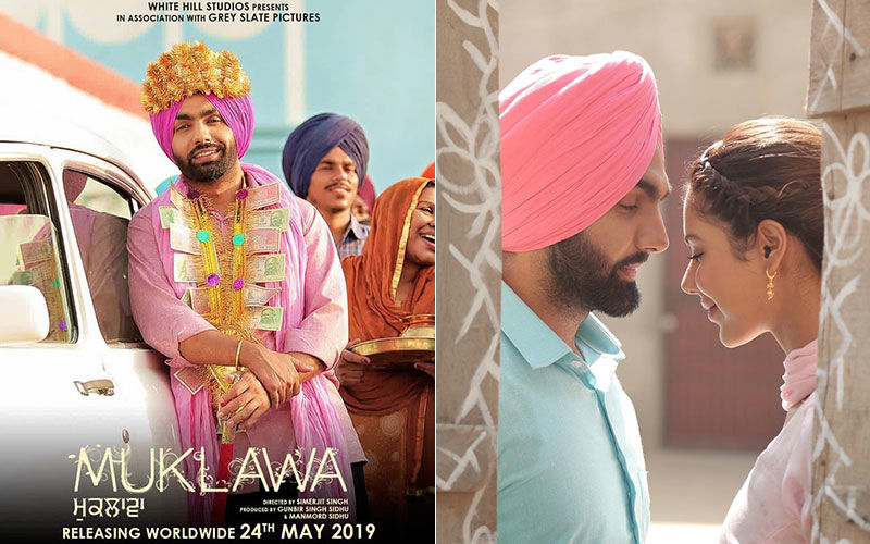 Muklawa: Ammy Virk Looks Cute in the Latest Poster
