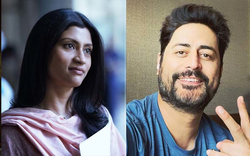 Konkona Sen Sharma On Working With Mohit Raina: 'I Never Knew He Is Such A Loved Star, It Is Great For Our Show' - EXCLUSIVE