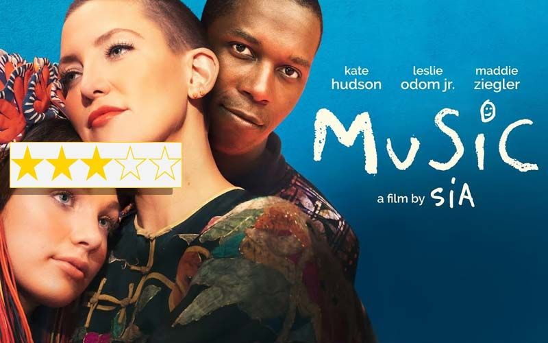 'Music' Review: Why Has Kate Hudson's Effervescent Film Made The World Angry?