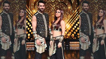 Nach Baliye 9: Madhurima Tuli And Vishal Aditya Singh Apologise To Each Other For Past Mistakes; Has The Couple Patched Up?