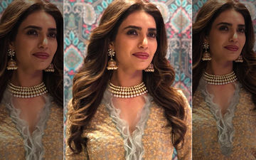 Naagin 3 On-The-Sets Video: Karishma Tanna Begins Shoot And She Has A Surprise Visitor!