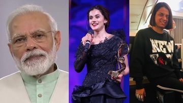 PM Modi Video Message: Narendra Modi Says Light Candles On Sunday 9pm; Tapsee Pannu, Rangoli Chandel Endorse