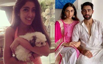 Amitabh Bachchan's Granddaughter Navya Nanda Teases Chachu Armaan Jain For His Mushy Post; Says 'Take Maldives'
