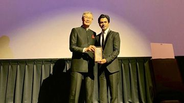 Nawazuddin Siddiqui Awarded With The Highest Honour At The Singapore International Film Festival