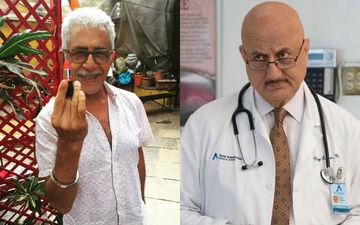 CAA Protest: Naseeruddin Shah Lauds Deepika Padukone, Calls Anupam Kher A Clown And Mocks PM Modi's Degree