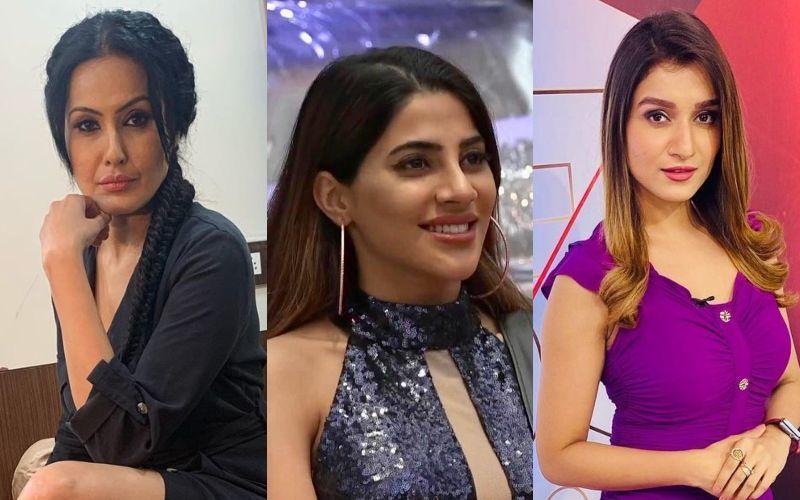 Bigg Boss 14: Ex-Contestants Kamya Punjabi, Shefali Bagga, Manu Punjabi Upset With Nikki Tamboli's Elimination; Wanted Her To Stay