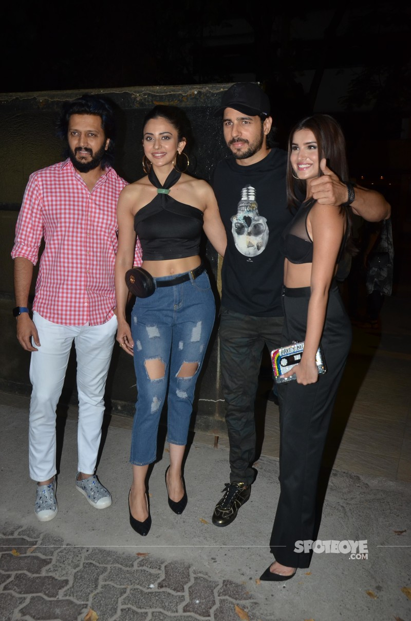 Marjaavaan wrap up party