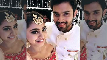 Parth Samthaan Asks Co-Star Niti Taylor About Her Wedding; Actress' Response Will Make You Jump With Joy