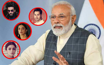 "PM Narendra Modi To Anushka Sharma, Alia Bhatt, Varun Dhawan: ""Urge Fans To Vote In Lok Sabha Elections 2019"""