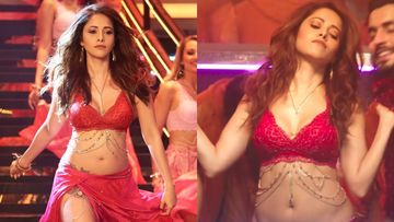 Nushrat Bharucha Reveals Her Father's Reaction To The Sexy Chote Chote Peg Song; He Asked, 'Is That A Bra?'