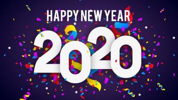 Happy New Year 2020 Wishes: Messages, Quotes, Whatsapp Stickers, GIF Images, Hike And Facebook Status For Your Loved Ones