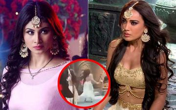 Naagin 3 Climax Sequence Leaked: Mouni Roy-Surbhi Jyoti Do The Taandav