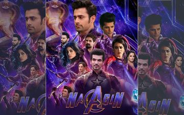 Naagin Makers Get Miserably Trolled For Morphing Avengers: Endgame Poster