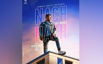 Gippy Grewal To Drop His New Song 'Nach Nach' Soon