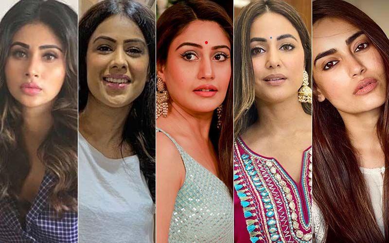 Diwali 2020: Mouni Roy, Nia Sharma, Surbhi Chandana, Hina Khan, Surbhi Jyoti; These Naagins Will Set Your Festival Right