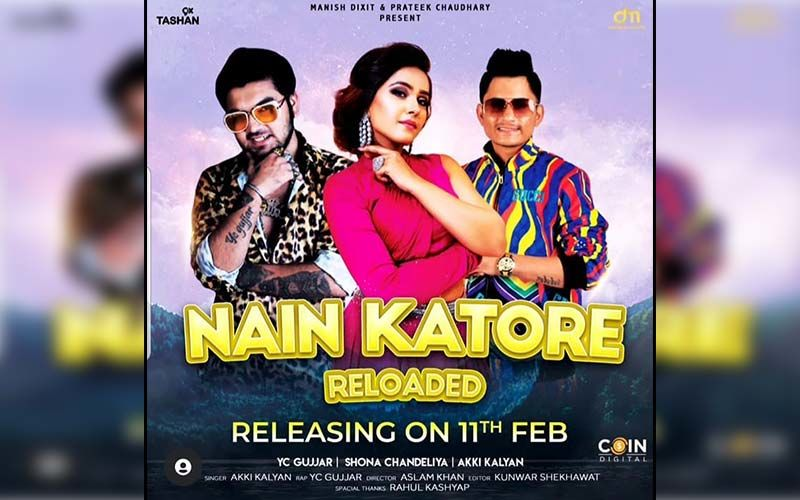 Nain Katore By Akki Kalyan Ft. YC Gujjar Exclusive With 9X Tashan!