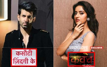 Namik Paul Dropped From Kasautii Zindagii Kay 2 By Ekta Kapoor; Actor Will Now Play Lead In Kavach 2 With Deepika Singh