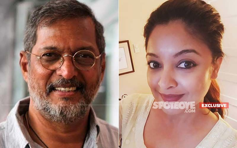 Tanushree Dutt Lashes Out At Nana Patekar's Bollywood Comeback Post The Sexual Misconduct Accusation During Me Too Movement-EXCLUSIVE