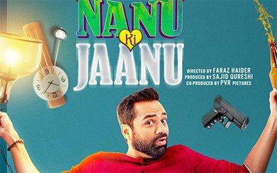 Nanu Ki Jaanu Poster