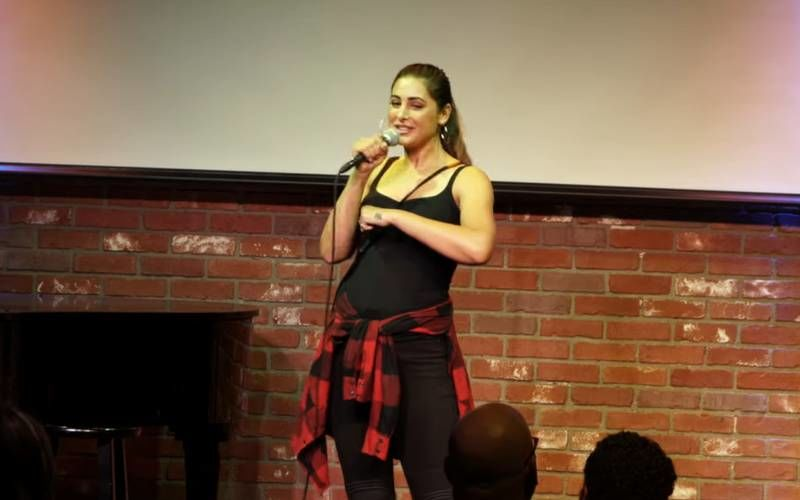 Nargis Fakhri Talks About Stage Fright As She Nails Her First Stand-Up Comedy Act With Jokes On Her Boyfriend
