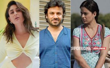 Vikas Bahl, Did You LIE That Kangana Ranaut Was The First Choice For Queen? Wouldn't Even Kareena Kapoor Want To Know!- EXCLUSIVE