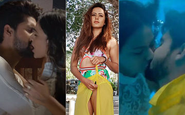 Ravi Dubey's Steamy Kiss With Nia Sharma In Jamai Raja 2.0: Actor Was Shy, His Wife Sargun Mehta Had To Convince Him To Lock Lips With His Co-Star