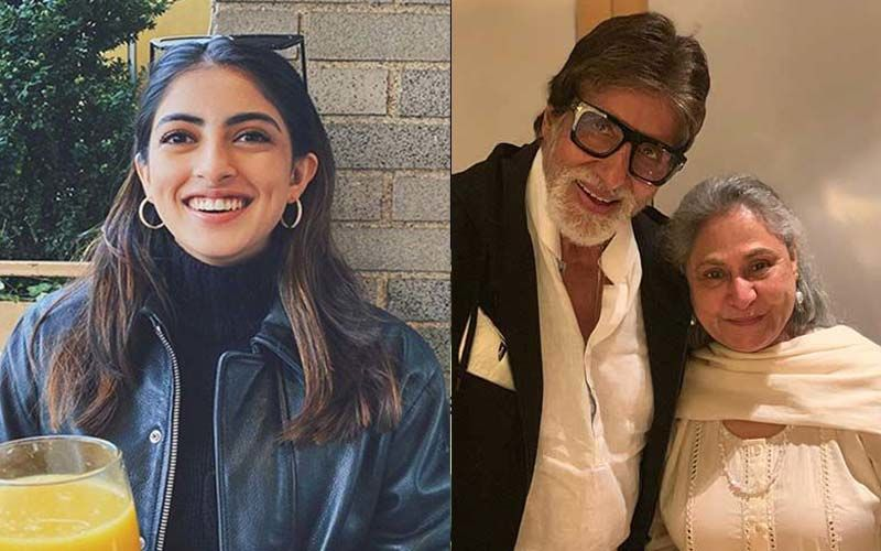 Navya Naveli Nanda Is All Heart For Grandparents Amitabh Bachchan And Jaya Bachchan As She Wishes Them On Their Anniversary; See Photo
