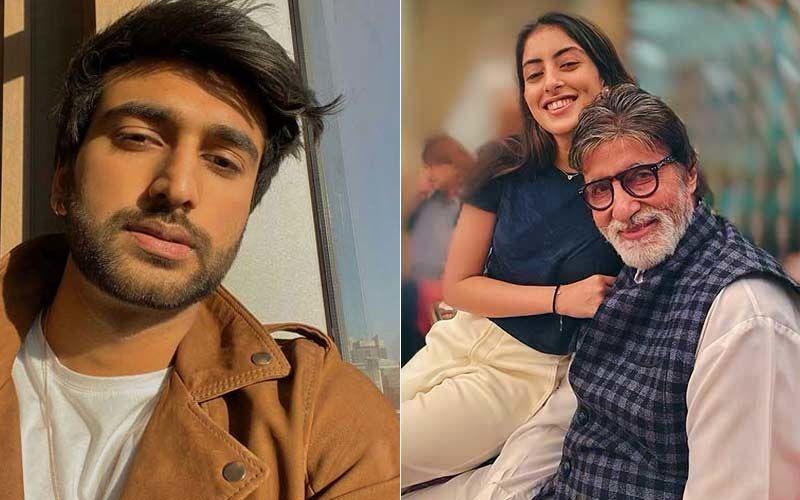 Meezaan Jafri Reveals How Amitabh Bachchan Reacted To His Relationship Rumours With Navya Naveli Nanda