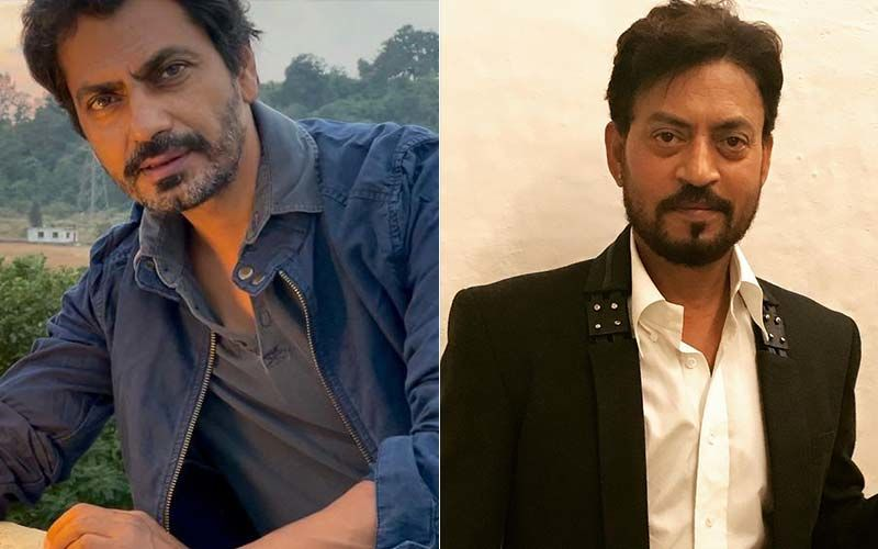 Nawazuddin Siddiqui Shares An Anecdote About Irrfan Khan From Their Shoot Days; Says The Late Actor Taught Him 'Less Is More'