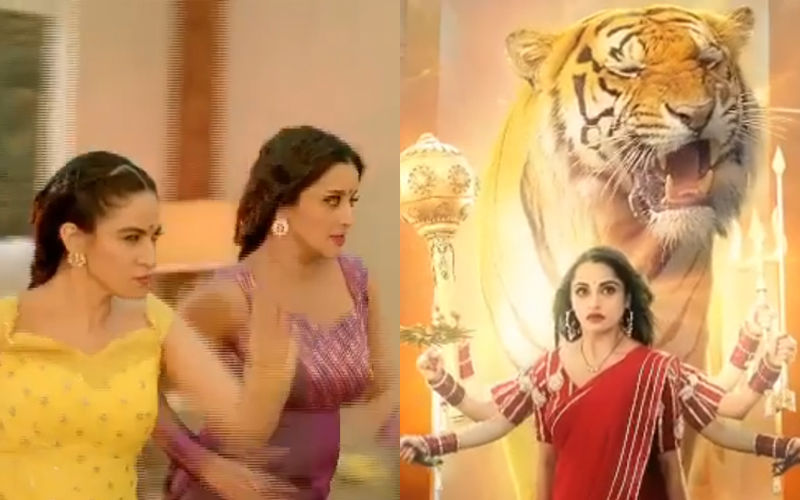 Nazar New Promo: Tigress To Save Piya From Daayan And Dukaayan