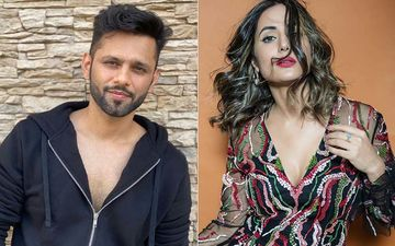 Bigg Boss 14: Did You Know Hina Khan Was A Contestant In A Singing Competition Where Rahul Vaidya Was A Judge?