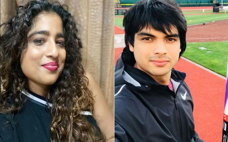 RJ Malishka Faces The Wrath Of Netizens For Dancing And Asking Olympic Gold Medalist Neeraj Chopra For 'Jadoo Ki Jhappi'