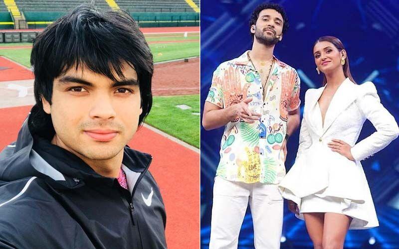 Dance+ 6: Olympic Gold Medalist Neeraj Chopra Turns Cupid Between Shakti Mohan and Raghav Juyal